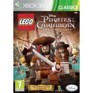 Игра для Xbox 360  LEGO Pirates of the Caribbean: The Video Game (Classics) (Xbox 360, английская версия)