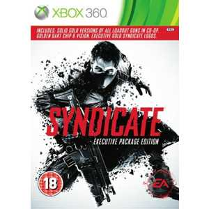 Игра для Xbox 360  Syndicate Executive Package Edition (Xbox 360, русские субтитры)