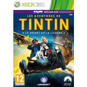 Игра для Xbox 360  The Adventures of Tintin: The Game (Xbox 360, английская версия)