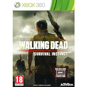 Игра для Xbox 360  The Walking Dead: Survival Instinct (Xbox 360, английская версия)