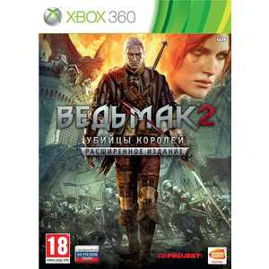 Игра для Xbox 360  Witcher 2: Assassins of Kings / Ведьмак 2 (Xbox 360, английская версия)