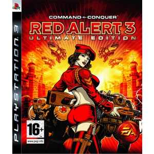 Игра для PS3  Command and Conquer: Red Alert 3 Ultimate Edition (PS3, английская версия)