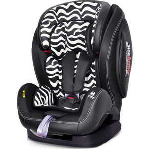 "Автокресло Welldon ""Encore Fit Side Armor And Cuddle Me IsoFix"" (zebra)"