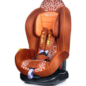 Автокресло Welldon Titat (giraffe talk) BS02 D7 3258B 713B 708 автокресло welldon titat traffic red