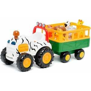 Фотография товара kiddieland Развивающий центр - трактор''Сафари'' KID 051169 (323557)