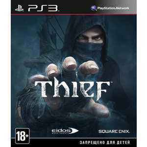 Игра для PS3  Thief (PS3, русская версия)
