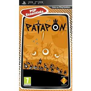Игра для PSP  Patapon (Essentials) (PSP, русская документация)