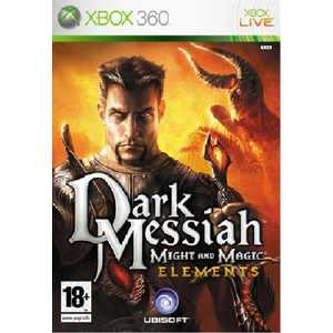Игра для Xbox 360  Dark Messiah of Might and Magic-Elements (Xbox 360, английская версия)