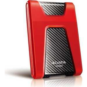 Внешний жесткий диск A-Data AHD650-1TU3-CRD внешний жесткий диск 2 5 usb3 0 1tb a data ahd650 1tu3 crd красный