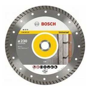 Диск алмазный Bosch 230х22.2мм Professional for Universal Turbo (2.608.602.397) диск алмазный bosch 150х22 2мм professional for universal 2 608 602 193