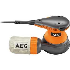 Эксцентриковая шлифмашина AEG EX 125 ES (416100) шлифмашина bosch prr 250 es 06033b5020