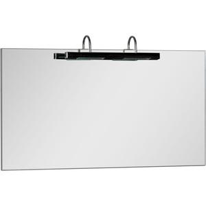 Зеркало Aquanet Данте 110 без светильникаьн (156359) комплект мебели aquanet данте 85 1 левый