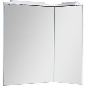 купить Зеркало Aquanet Корнер 80 R угл карниз (158821) недорого