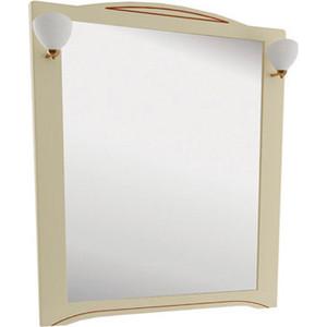 Зеркало Aquanet Луис 100 цвет бежевый без светил (173207) зеркало aquanet луис 110 бежевый без светильника 173210