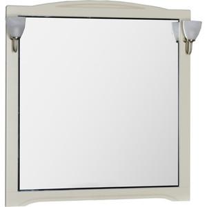 Зеркало Aquanet Луис 110 бежевый, без светильника (173210) зеркало aquanet луис 110 бежевый без светильника 173210