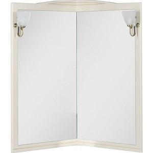 Купить зеркало Aquanet Луис 70 (001) угловое, бежевый, без светильника (171915) (327943) в Москве, в Спб и в России