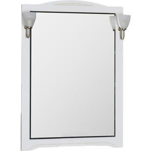 Зеркало Aquanet Луис 80 белый без светильника (173217) зеркало aquanet луис 110 бежевый без светильника 173210