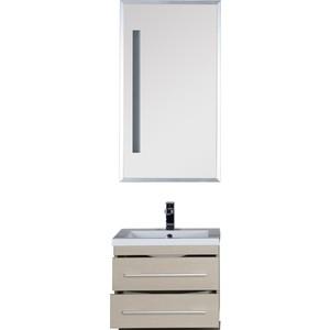 Комплект мебели Aquanet Верона 100 цвет белый (175467)