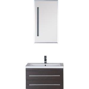 Комплект мебели Aquanet Нота 75 алюминий цвет венге abs 1 75 3d 395m