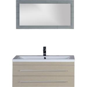 Комплект мебели Aquanet Нота 100 лайт цвет светлый дуб (161303)