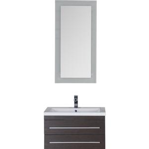 Комплект мебели Aquanet Нота 75 лайт цвет венге abs 1 75 3d 395m