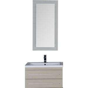 Комплект мебели Aquanet Нота 75 лайт цвет светлый дуб (161253)