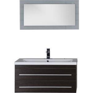 Комплект мебели Aquanet Нота 90 лайт цвет венге цена