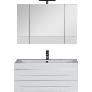 Комплект мебели Aquanet Нота 100 цвет белый глянец prasanta kumar hota and anil kumar singh synthetic photoresponsive systems