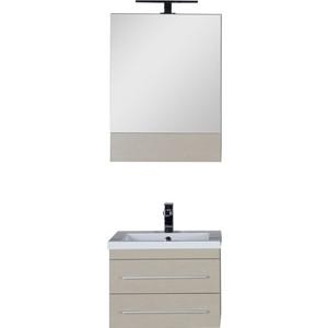 Комплект мебели Aquanet Нота 58 цвет светлый дуб