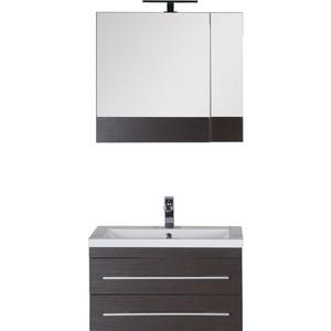 Комплект мебели Aquanet Нота 75 цвет венге abs 1 75 3d 395m