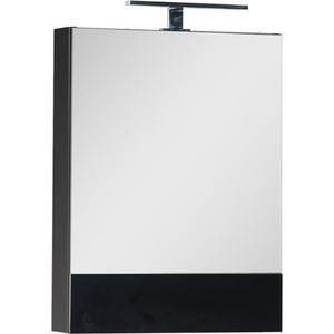 Зеркальный шкаф Aquanet Нота 50 черный глянец (камерино) (176947) prasanta kumar hota and anil kumar singh synthetic photoresponsive systems