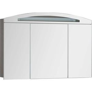 Зеркальный шкаф Aquanet Тренто 120 wenge (156445)