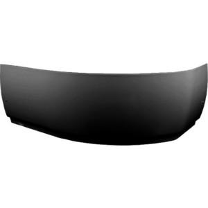 Фронтальная панель Aquanet Capri 170 L черная (165308) aquanet акриловая ванна aquanet capri 170 110 l 155535