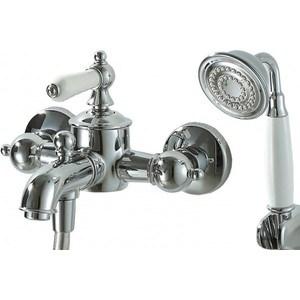 Смеситель для ванны Bravat Art (F675109C-B) смеситель для умывальника раковины коллекция art f175109br однорычажный бронза bravat брават
