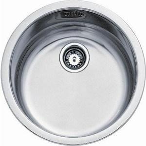 Мойка кухонная Teka Roundbowl 45 1b polished (10108025) кухонная мойка teka classic 1b 1d lux