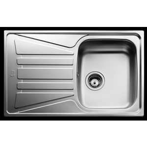 Мойка кухонная Teka Basico 79 1b 1d matt (10124001)