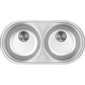 Мойка кухонная Teka Basico dr-78 2b matt (10130002)  dr gans мойка кухоннаяdr gans tekno 650 терра