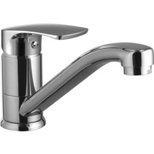 Смеситель для кухни Lemark Plus shape с изливом (LM1704C) смеситель для ванны lemark plus advance с коротким изливом с аксессуарами lm1202c