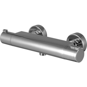 Термостат для душа Lemark Yeti с фиксатором, без аксессуаров (LM7833C)