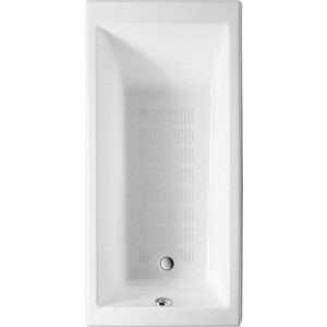 Чугунная ванна Roca Tampa 170х80 antislip 250 л (233850000)