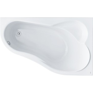 Акриловая ванна Santek Ибица xl 160х100 см правая без монтажного комплекта (WH112037)