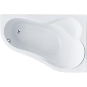 Акриловая ванна Santek Ибица 150х100 см правая без монтажного комплекта (1WH112035) santek полар wh207774