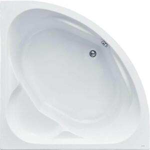 Акриловая ванна Santek Карибы 140х140 см без монтажного комплекта (1WH111982) акриловая ванна santek монако 170 см