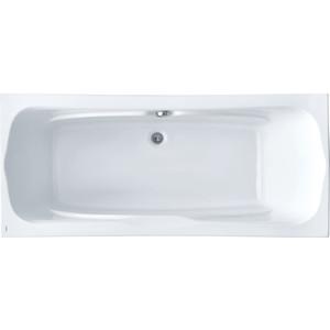 Акриловая ванна Santek Корсика 180х80 см без монтажного комплекта (1WH111981) акриловая ванна santek монако 170 см