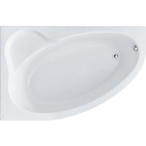Акриловая ванна Santek Эдера 170х110 см левая без монтажного комплекта (1WH111995) santek эдера 170x110 l