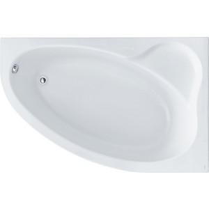Акриловая ванна Santek Эдера 170х110 см правая без монтажного комплекта (1WH111994) santek эдера 170x110 l