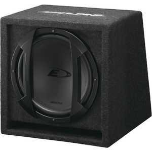 Сабвуфер Alpine SBE-1044BR enke enkor e50 ноутбук 2 1 комбинированный аудио сабвуфер настольный мультимедиа деревянный динамик синий