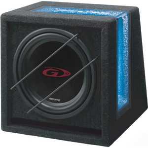 Сабвуфер Alpine SBG-844BR enke enkor e50 ноутбук 2 1 комбинированный аудио сабвуфер настольный мультимедиа деревянный динамик синий