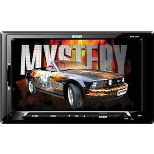 Автомагнитола Mystery MDD-7005 автомагнитола kenwood kmm 103ry usb mp3 fm rds 1din 4х50вт черный