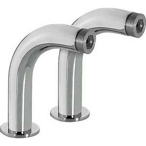 Переходник Tres для настенного смесителя для ванны и душа хром (29987001)